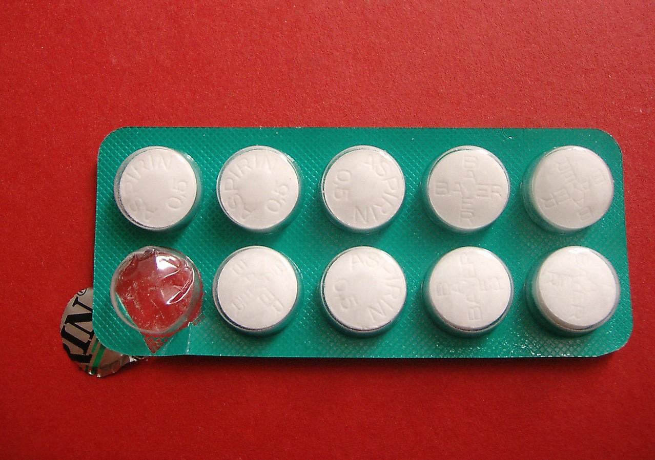 Kwas acetylosalicylowy, czyli po prostu aspiryna